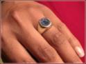 12x10 mm oval mit breiter Ringform