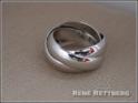 breiter Dreifach Roll Ring
